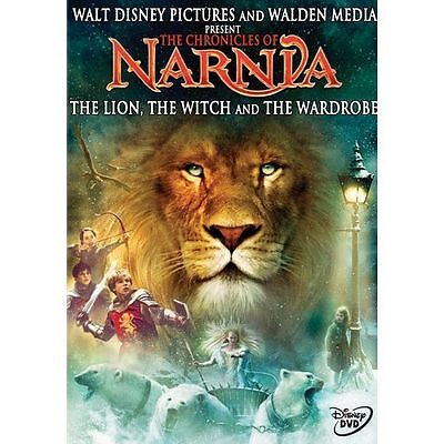 The Lion, the Witch and the Wardrobe (DVD Movie) Narnia Disney