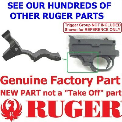 Factory Ruger Wrap Around Magazine Latch Release Synthetic 10-22 & Charger