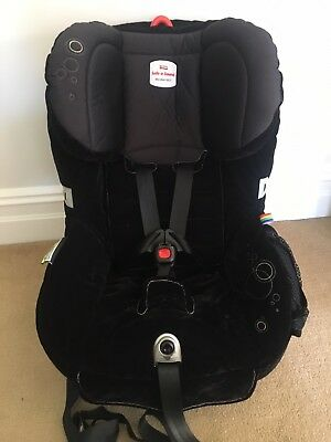 Britax Safe-n-Sound Meridian SICT in Licorice (RRP $499) - Excellent Condition