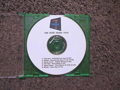 """Howe Squire White (Syn) """"the More Drama Tour"""" 2005 6Trx.promo Sampler Rare Cd"""