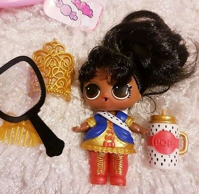 LOL Hairgoals HER MAJESTY Surprise Makeover Doll brand new