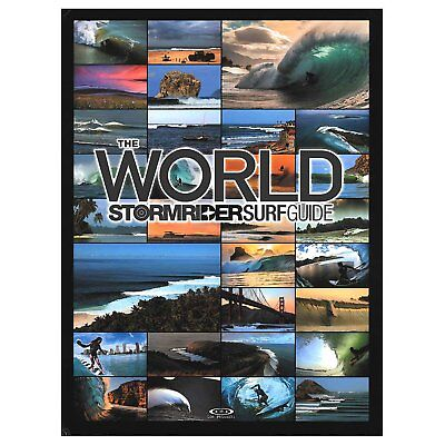 Stormrider The World Surf Guide Unisexe Accessoire Book - Multicolour Une Taille