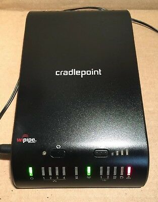 CRADLEPOINT MBR1200B 4-PORT Wireless Router