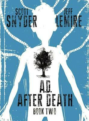 AD AFTER DEATH BOOK 02 (IMAGE 2016 1st Print) COMIC