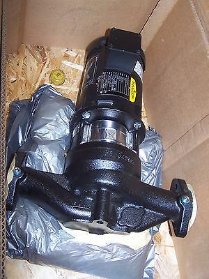 New Grundfos 3/4 Hp Versaflo Circulator Pump Tp40-80/2B U-G-Z-Bube  40 Gpm