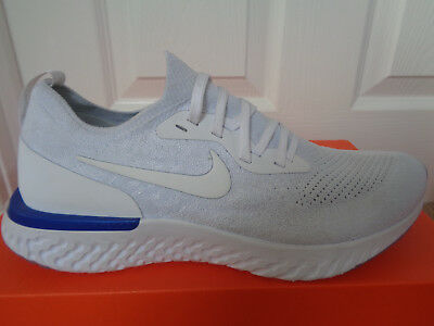 detailed look ecd31 e5ca8 Nike Epic React Flyknit trainers shoes AQ0067 100 uk 8.5 eu 43 us 9.5 NEW+