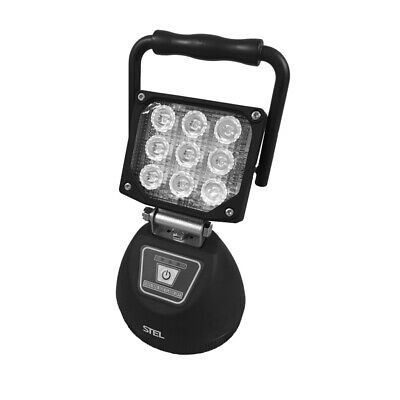 STEL Rechargeable Magnetic Work Light 27W - 1800 Lumens