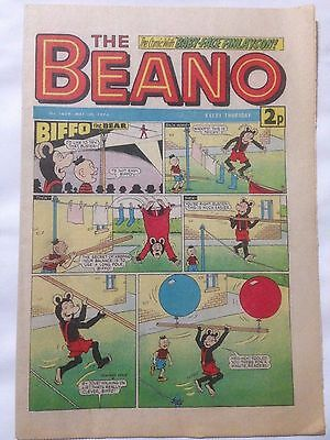 DC Thompson THE BEANO Comic. Issue 1639 May 11th 1974 **Free UK Postage**