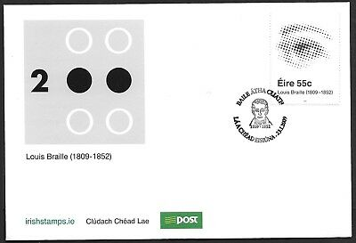 2009    FDC     LOUIS BRAILLE    An Post