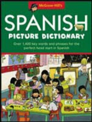 Mcgraw-Hill's Spanish Picture Dictnry by McGraw-Hill Education 9780071428125