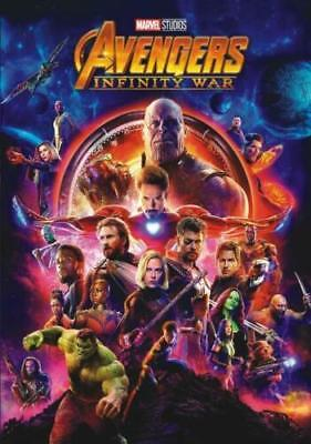 Avengers Infinity War (DVD, 2018, Widescreen) Usually ships within 12 hours!!!