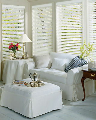 White Premier Wooden Venetian Blinds New Sale Sale Sale