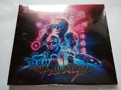 MUSE Simulation Theory DELUXE-CD neu