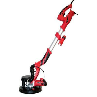 ALEKO 800W Drywall Sander Electric Variable Speed W Vacuum LED Light Power Tool