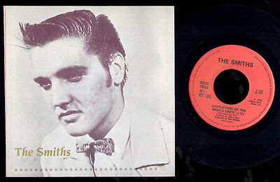 "The Smiths Dutch / Holland Megadisc Vinyl 7"" W/pc Shoplifters Of The World Unite"