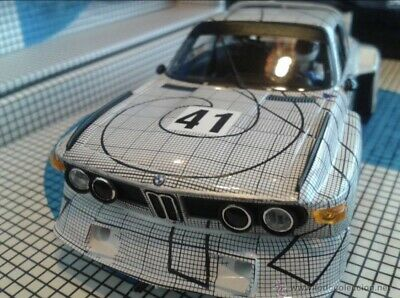 Fly E685  96059  BMW 3,5 CSL 2º ART CAR DE EL MANS