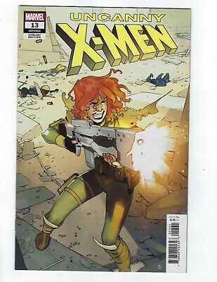 Uncanny X-Men # 13 Character Variant Cover NM Marvel Ships Mar 6th