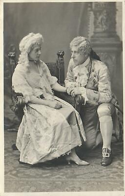 1914 ORIGINAL SIGNED PHOTO POSTCARD CHARLES LAW - FAMOUS ACTOR in EARLY 1900's
