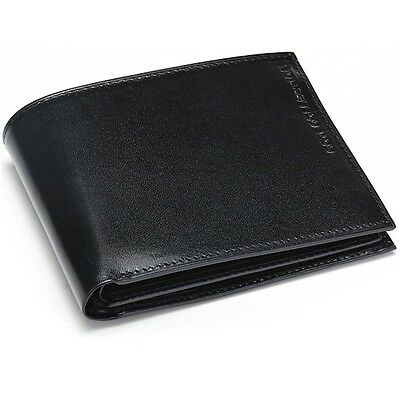 NEW Authentic Designer  Genuine Leather Men's Wallet RRP AUD$80.00