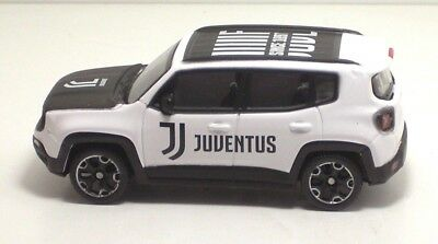 "MondoMotors 53208 Jeep RENEGADE ""Juventus"" - METAL Scala 1:43"