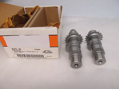 Harley Davidson Twin Cam 07-Later Screamin Eagle 257 Cams Camshaft New