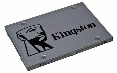 """Kingston A400 2.5"""" 240GB SATA III SSD Solid State Drive  Genuine Retail Pack New"""