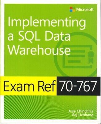 Exam Ref 70 767 Implementing A Sql Data