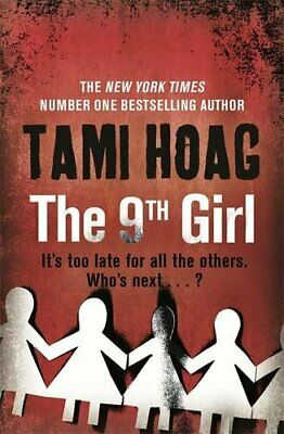 The 9th Girl By Tami Hoag. 9781409109723