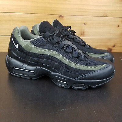 NIKE AIR MAX 95 HAL Size 9 Mens Patch Black Cargo Khaki