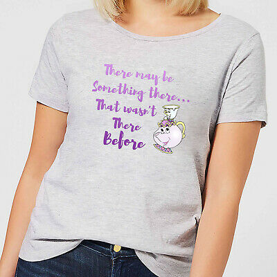 Beauty and the Beast Chip  - *Women's Maternity Pregnancy T-shirt*