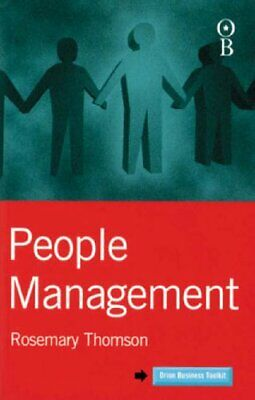 People Management (Orion Business Toolkit Series) By Rosemary Thomson