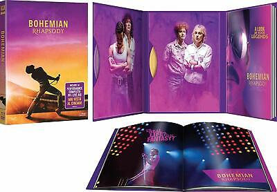 Bohemian Rhapsody  Ltd   Digibook   Blu-Ray+Dvd