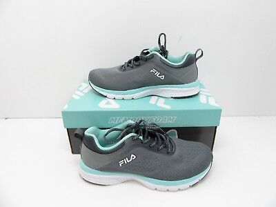 984407a43ce34 WOMEN S FILA MEMORY Outreach Running Shoes Grey Size 7.5 M -  17.99 ...