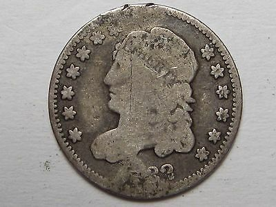 1832 US Bust Half Dime (Damaged).  #76