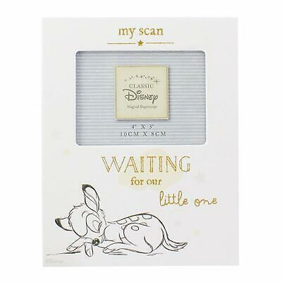 Disney Magical Beginings Bambi Scan Photo Frame Just Lovley Brand New And Boxed