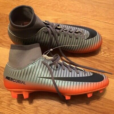 2d5404ee5 Nike Mercurial Victory VI Df Fg Size 6.5 Mens Soccer Cleats CR7 Nwob  903605-001
