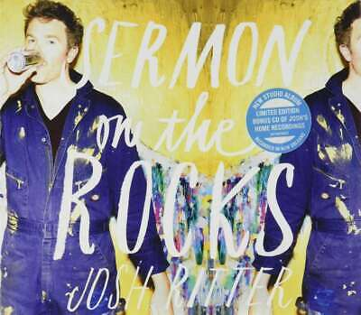 New: JOSH RITTER - Sermon On The Rocks (CD) with Bonus Disc