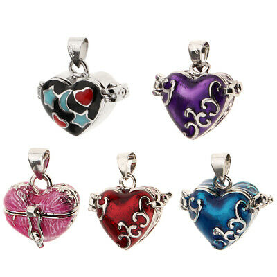 Heart Cremation Ashes Memorial Jewellery Necklace Urn Pendant Keepsake Funeral