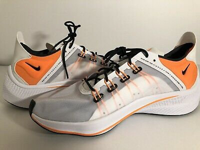 save off a7864 521df Nike EXP-X14 SE Just Do It JDI White   Total Orange Casual AO3095 100