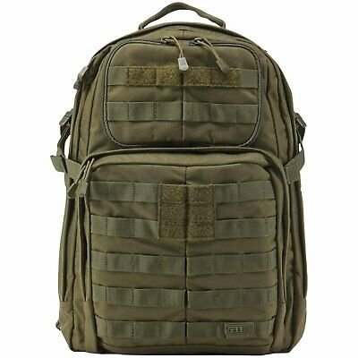 5.11 Tactical Rush 24 Unisex Rucksack Backpack - Tac Od One Size