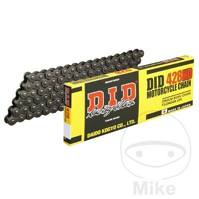 Derbi Senda 125 SM 4V DRD 2014 DID Heavy Duty Chain 428HD x 134