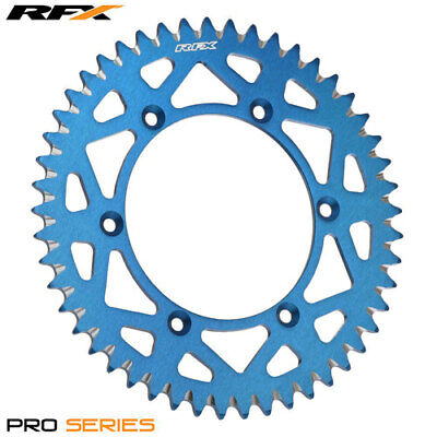 Yamaha YZ 125 1987 RFX Pro Series Elite Rear Sprocket Blue 51T