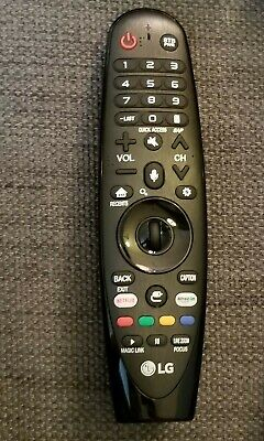 ORIGINAL LG AN-MR650A ANMR650A Smart TV Magic Remote Control with Voice Mate