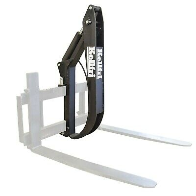 Grapple attachment for pallet fork with low frame. £450 + Vat