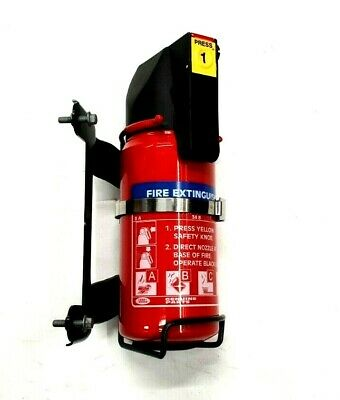 Genuine Range Rover/Evoque/Sport Fire Extinguisher & Bracket - VPLVS0122