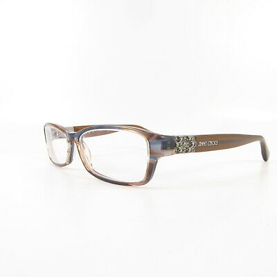 6b96eed57941 Jimmy Choo 4.1E+069 Full Rim X583 Used Eyeglasses Glasses Frames - Eyewear