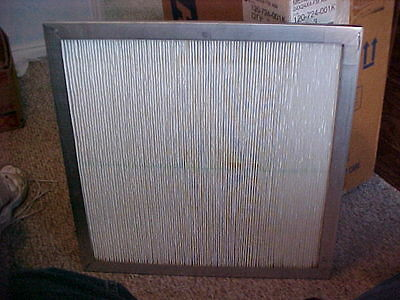 2 Koch Micromax 120-724-001K 24X24X24 Extended Surface Air Filter Mx-9-444-Amfm