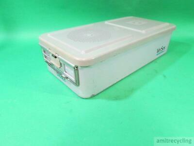 """Aesculap VerSys Hip System Sterilization container 22"""" x 10-1/2"""" x 5-1/4"""""""