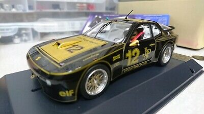 Falcon Slot Cars Porsche 924 GTR John Player Special Lted. Edition 1:32 Slot Car