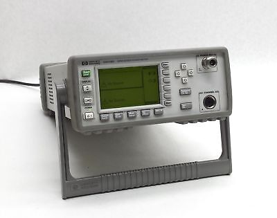 Hp E4418B Epm Series Single-Channel Benchtop Portable Power Meter Opt Uk6